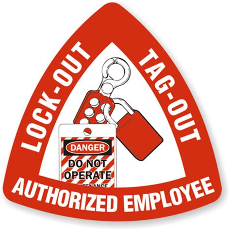 lockout tagout systems the safety brief