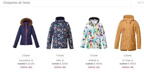 comprar chaquetas snow baratas para mujer ropa de esqu y monta a ropa de snow y ropa de esqu 237 barata ofertas que s 243 lo