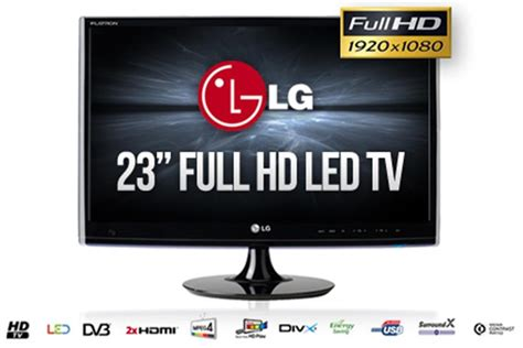 Monitor Led Lg 23 Inch scoopon lg 23 inch hd led tv monitor