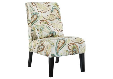 Paisley Accent Chair Annora Paisley Accent Chair Louisville Overstock Warehouse
