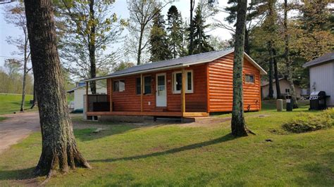 Pictured Rocks Mi Cabins by Autrain River Cottages Near Lake Superior Vrbo