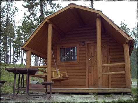 Koa Deluxe Cabin by Mount Rushmore Resort At Palmer Gulch Mount Rushmore Koa