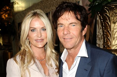 dennis quaid and his brother dennis quaid and wife kimberly finalize their divorce