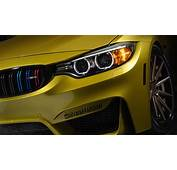 Austin Yellow BMW M4 4K Wallpaper  HD Car Wallpapers ID