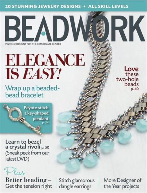 beading magazines 112 best beading magazines images on beadwork