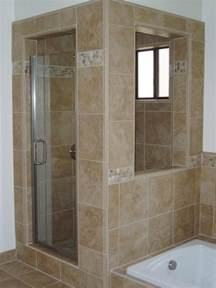 bathroom shower enclosure ideas shower with a window bathroom