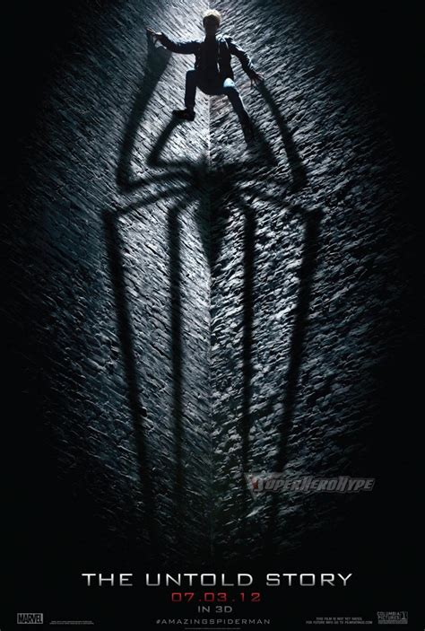 amazing spiderman trailer