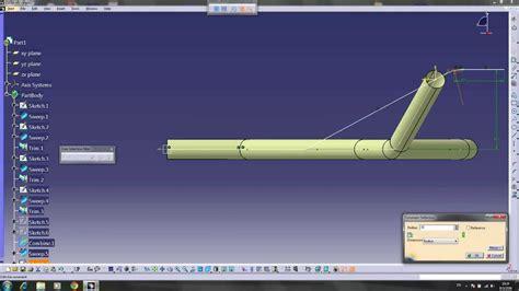 design frame in catia mentel tutorial catia generative shape design kart by