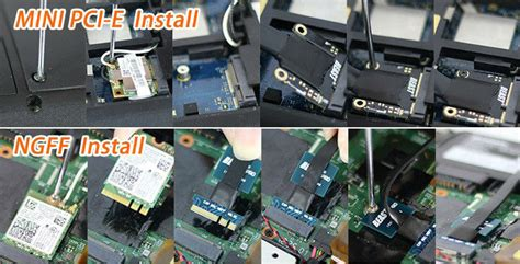 Graphic Card Eksternal vga eksternal laptop mini pci e v8 0 exp gdc black jakartanotebook
