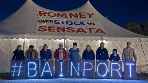 gaza an inquest into its martyrdom books bainport day 50 workers at bain owned plant ask romney to