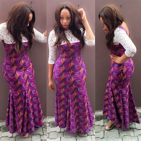 latest nigeria gown style new lovely exclusive ankara grand styles fashion 14