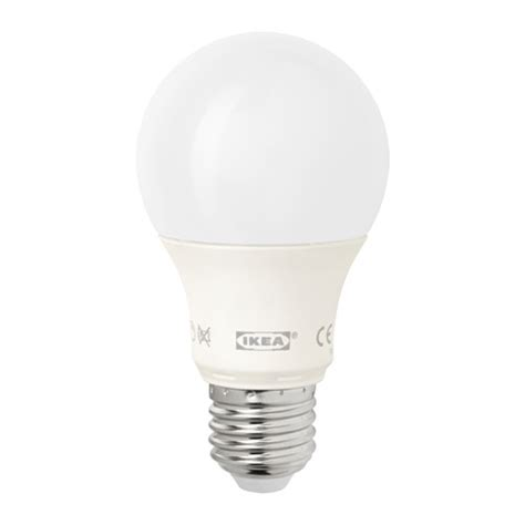 Ikea Led Light Bulbs Ledare Led Bulb E27 Ikea
