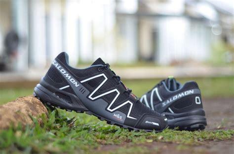Sepatu Cowok Salomon Premium Import 3 jual beli import sepatu running sport salomon m6015