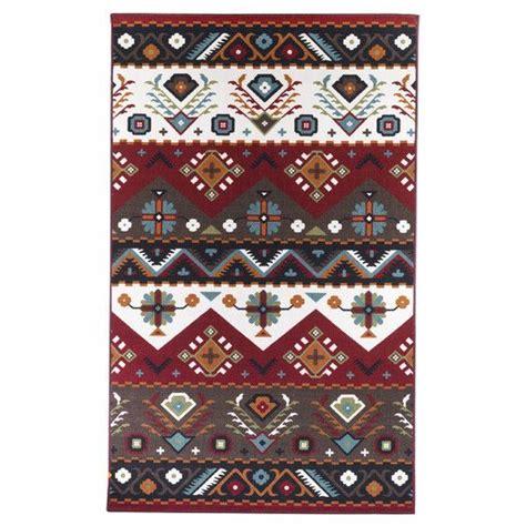 allmodern southwestern area rug