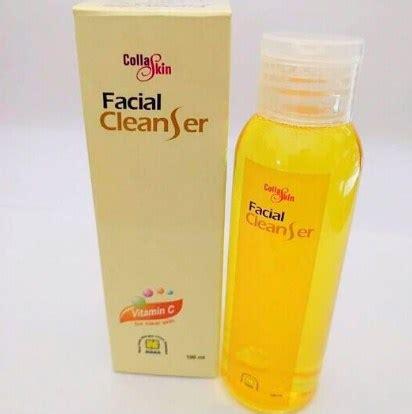 Collagen Cleanser Nasa jual collaskin cleanser nasa with collagen di