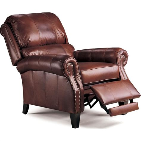Best Leather Recliners by How To Buy The Best Leather Recliner Decoration Channel