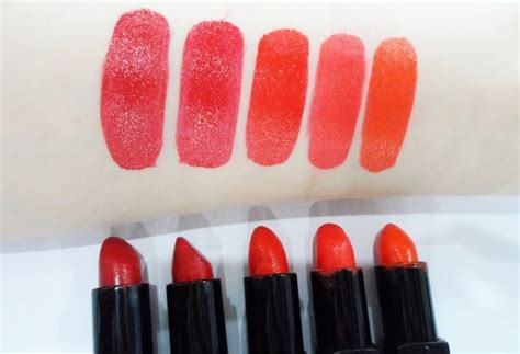 3ce Lipstick to orange 3ce lipsticks mybottle