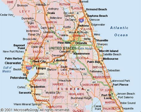 map of orlando florida and surrounding cities areas we service