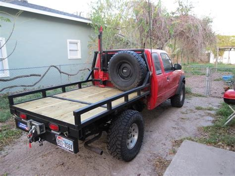 flatbed ford ranger ford ranger custom flatbed search ideas for my