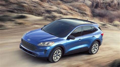 2020 Ford Crossover by 2020 Ford Escape Crossover Makes Debut Worldwide Looks