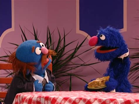 table pizza grover why does sesame need mr johnson