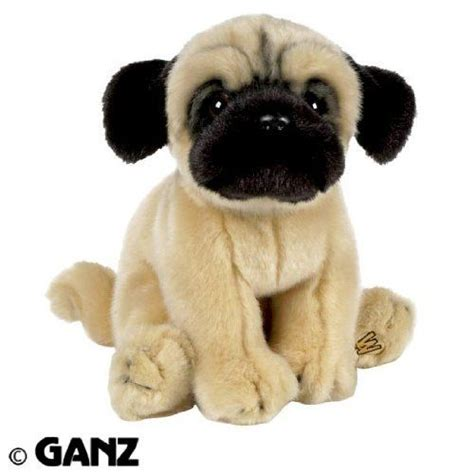 ganz pug 30 best images about webkinz on cocker spaniel border collies and plush