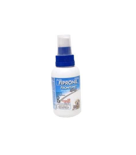 fipronil for dogs fipronil frontline flea tick treatment 100ml cat spray pet warehouse philippines