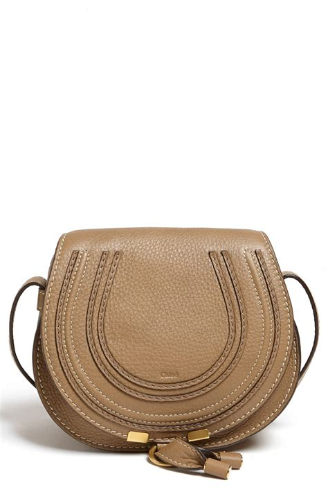 chlo 233 marcie small leather crossbody bag nordstrom