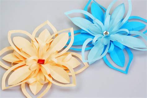 Modern Quilling Vorlagen Kostenlos Selber Machen Papier Blumen