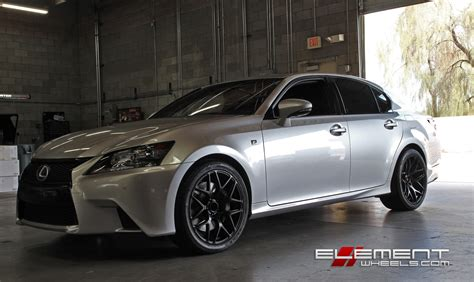 lexus gs300 rims lexus gs wheels and tires 18 19 20 22 24 inch