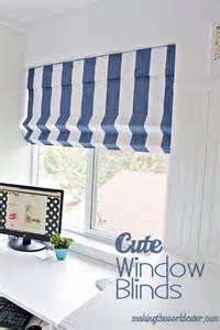 Diy Window Curtains Cute Window Blinds