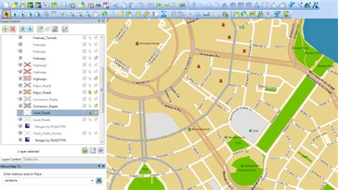 mapinfo layout window landscape mapinfo professional v12 0 announced spatial source