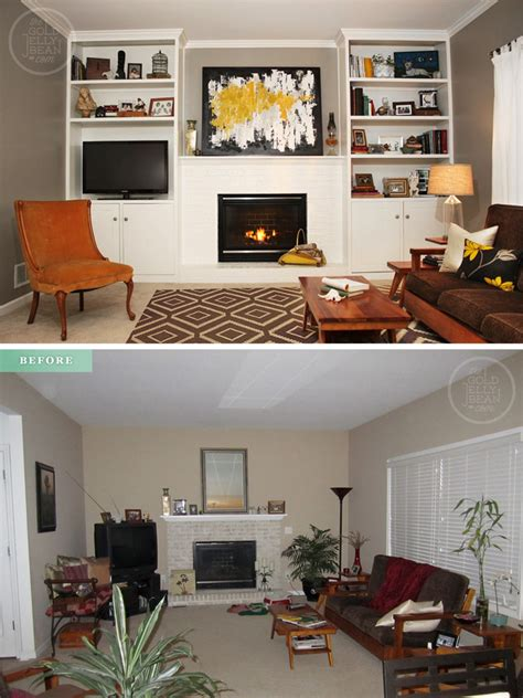 livingroom makeovers living room makeover on a budget before and after