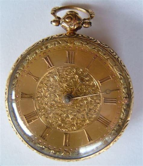 antiques atlas 18ct gold pocket bristol c1831