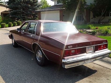 84 chevy impala 17 best images about 1980 85 chevrolet impala caprice on