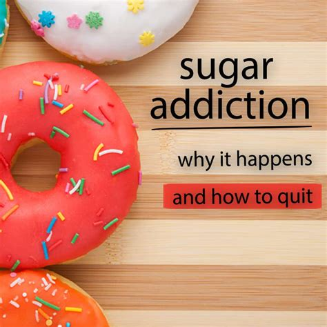 What Happens During A Sugar Detox by Sugar Addiction Why It Happens And How To Quit