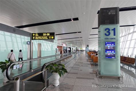 Hanoi Airport Guide ? Hanoi International Airport (Noi Bai