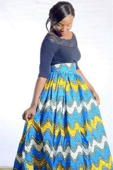 african attire skirt african print dresses and styles that will trend in 2018