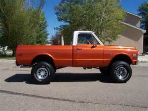 find used 1972 chevrolet c 10 4x4 shortbed