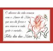 Cartao Dia Das Maes