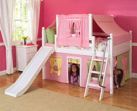 Bunk Beds Twin Over Full With Desk – Twin Over Full Bunk Bed With Desk   Home Design Ideas