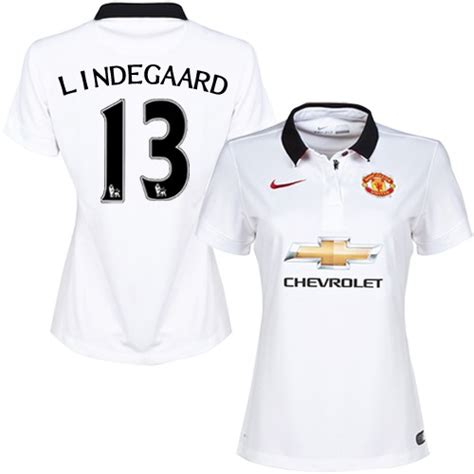 Jersey Original Inggris Away 13 14 s 13 anders lindegaard manchester united fc jersey