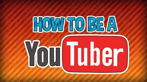how to be a how to be a youtuber starting minecraft