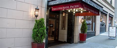 Seattle Pacific Executive Mba by Seattle Boutique Hotels Downtown Seattle Hotels