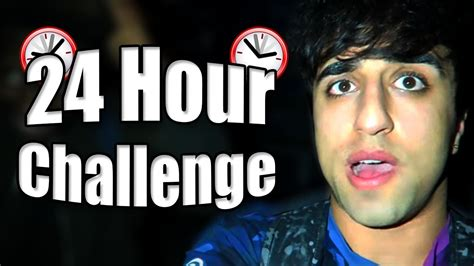 m a 24 hour the 24 hour overnight challenge youtube