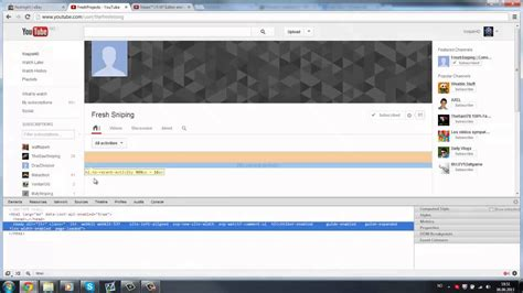 old youtube layout vs new how to get the old youtube layout hd new 10 07 2013