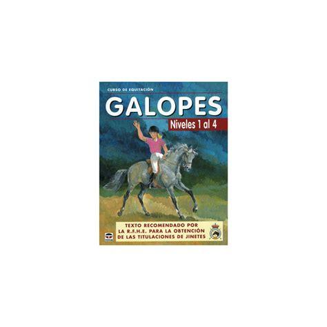 4 libros en 1 8497774000 libro curso equitacion galope n 186 1 al n 186 4 equivan tienda hipica