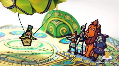 Mini Classic The Wonderful Wizard Of Oz Buku Anak Klasik the wonderful wizard of oz pop up book