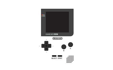 gameboy layout game boy pocket layout by cadmiumred on deviantart