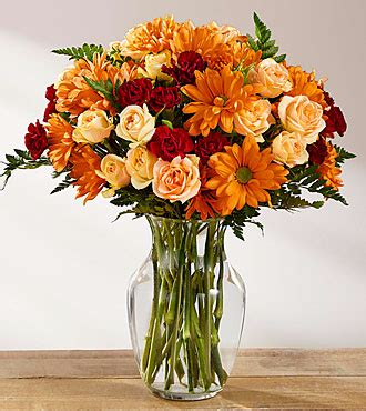 the ftd® golden autumn™ bouquet fall flowers in orlando